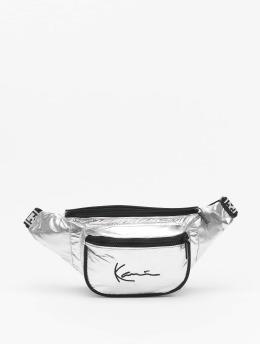Karl Kani tas Signature Tape zilver