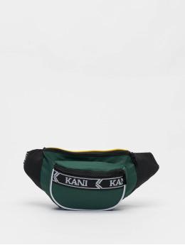 Karl Kani Tasche Retro grün