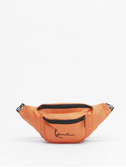 Karl Kani Tasche Signature Tape Waist orange