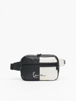 Karl Kani Tasche Signature Block schwarz