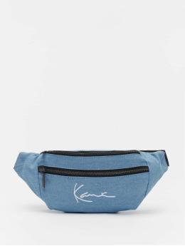 Karl Kani Taske/Sportstaske Signature  blå