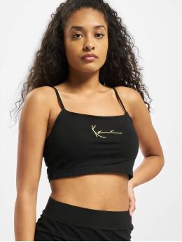 Karl Kani Top Kk Signature  black