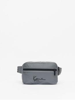 Karl Kani Torby Kk Signature Tape srebrny