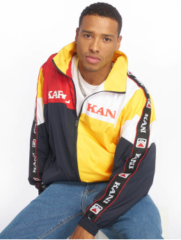 Karl Kani Transitional Jackets Retro Block gul