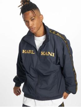Karl Kani Übergangsjacke Retro blau