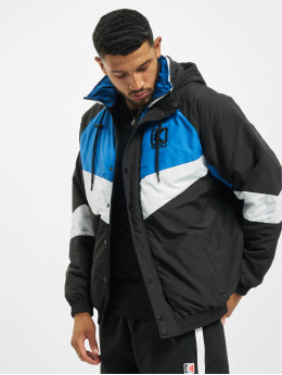 Karl Kani Übergangsjacke Kk Og Padded Block Windrunner Transition schwarz