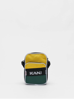Karl Kani Väska Retro Small Messenger grön