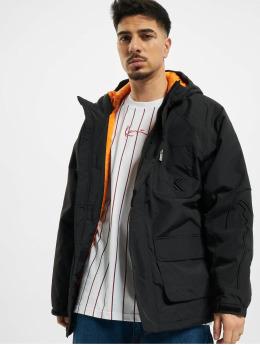 Karl Kani Winter Jacket Kk Signature Padded Utility black
