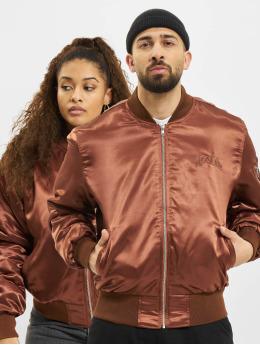 Keine Liebe Bomber jacket Old Bomber brown