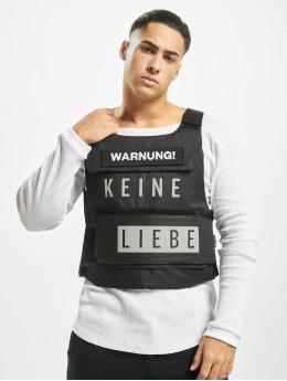 Keine Liebe Kamizelki  Tactical czarny