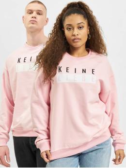 Keine Liebe Pullover Miami Rosé rosa