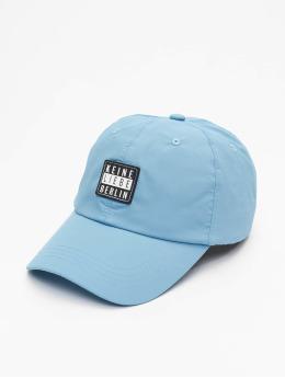 Keine Liebe snapback cap Nylon  blauw