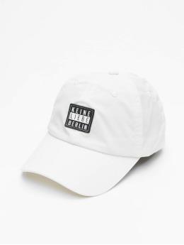 Keine Liebe Snapback Caps Nylon  bialy