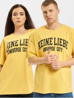 Keine Liebe T-Shirt  KL UC T-Shirt Yellow...