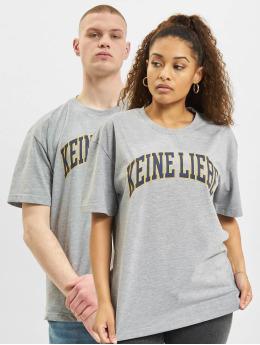 Keine Liebe T-Shirt Summer Heights High grau