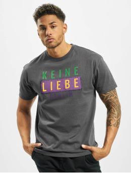 Keine Liebe T-Shirt Kreuzberg  grey