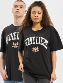 Keine Liebe T-Shirt SOBH schwarz