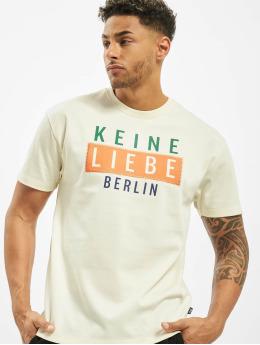 Keine Liebe T-skjorter Kreuzberg beige