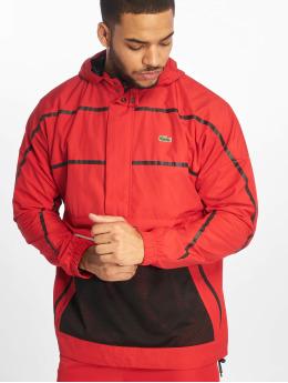 Lacoste Демисезонная куртка Transition  красный