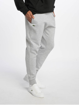 Lacoste Спортивные брюки Logo серый