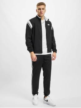 Lacoste Anzug Sport  schwarz