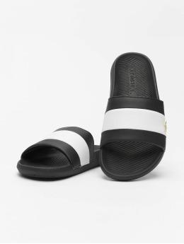Lacoste Badesko/sandaler Croco Slide 120 3 US CMA  svart