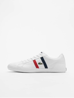 0754180487 Lacoste | Carnaby Evo 119 4 SMA blanc Homme Baskets 659424