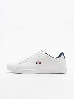 Lacoste | Carnaby Evo blanc Homme Baskets