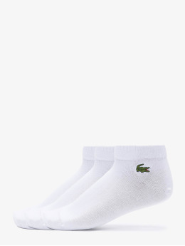 Lacoste Calcetines 3-Pack blanco