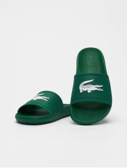 sports shoes 78ad1 ecdf6 Lacoste Claquettes   Sandales Croco 119 1 CMA vert
