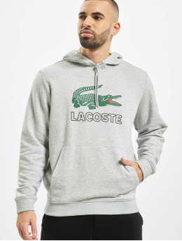Lacoste Hoody Logo grau