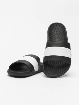 Lacoste Japonki Croco Slide 120 3 US CMA  czarny