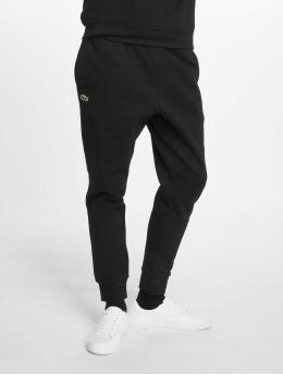 Lacoste Jogginghose Logo schwarz