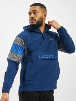 Lacoste Lightweight Jacket Logo blue