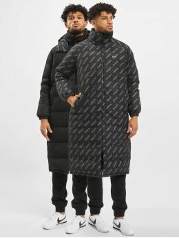 Lacoste Parka Lacoste Coat zwart