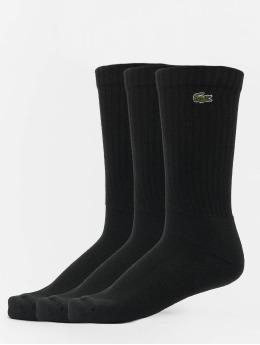 Lacoste Ponožky Sport èierna