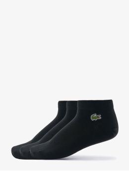 Lacoste Ponožky 3-Pack čern