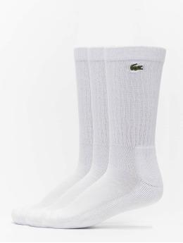 Lacoste Ponožky Sport 3-Pack biela