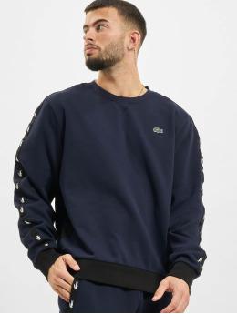 Lacoste Pullover Logo  blau