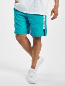 Lacoste shorts Diamond blauw