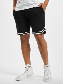 Lacoste shorts Piping zwart
