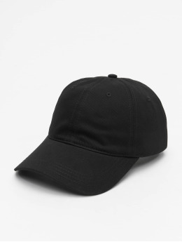Lacoste Snapback Caps Plain čern