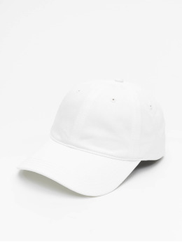 Lacoste Snapback Caps Contrast  bialy