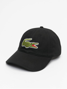 Lacoste Snapback Caps Classic  svart
