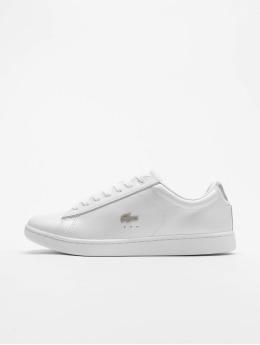 Lacoste Sneaker Carnaby Evo 118 weiß