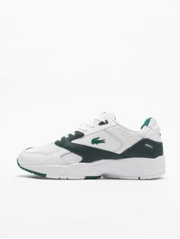 Lacoste Sneaker Storm 96 Lo weiß