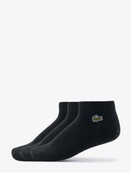 Lacoste Socken 3-Pack schwarz