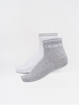 Lacoste Sokker rippe sølv