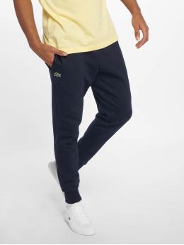 Lacoste Spodnie do joggingu Logo niebieski