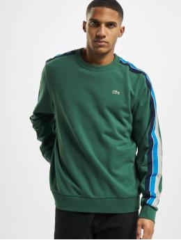 Lacoste Sweat & Pull Contrast vert